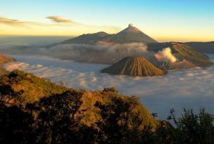 Volcanes de Indonesia: Java - Bali - Lombok