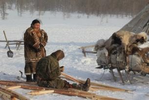 Viaje a los Nenets y aventura en las montañas Urales Polares, Yamalia