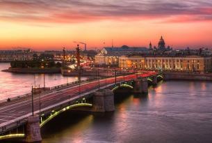 Rusia Noches Blancas (San Petersburgo y Moscu)