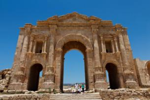 Jordania, Reino Hashemita