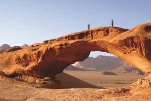 Jordania Beduina (Con Noche en Wadi Rum)