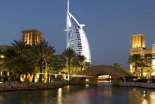Dubai Básico en grupo (escala en Dubai)