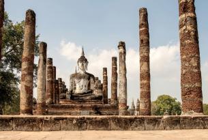 Tailandia: las Capitales de Siam