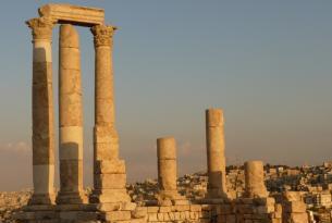 Leyendas de Jordania: Amman, Petra, Madaba, Jerash, Wadi Rum y Mar Muerto