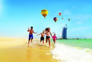 Dubai Especial Familias (Disfruta con tus hijos)