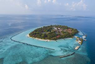 Combinado de lujo: Dubai y Maldivas 8 días todo incluido