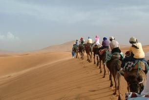 Contrastes de Marruecos (Ciudades imperiales y Kasbahs)