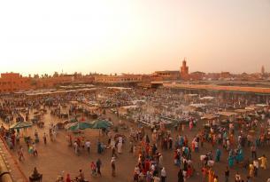 Colores de Marruecos (Tánger y las ciudades imperiales)