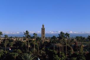 Marrakech (Puente de Diciembre 2015)