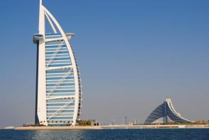 Dubai Fascinante  (Semana Santa)