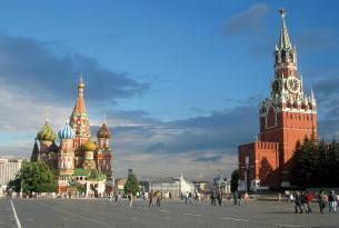 Rusia Básica (Moscú y San Petersburgo) (Incluye Salidas en Semana Santa y Noches Blancas)