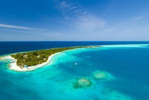 Islas Maldivas en TODO INCLUIDO - Hotel Kuramathi 4*
