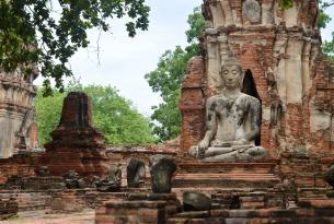 Tailandia Histórica y Natural (Bangkok, Rio Kwai, Ayutthaya y Chiang Mai)