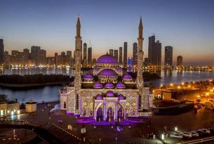 Tour por los Emiratos Árabes: Sharja, Dubai y Abu Dhabi