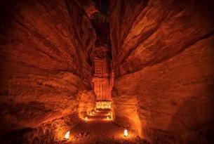 Jordania con noche en Aqaba (Mar Rojo)
