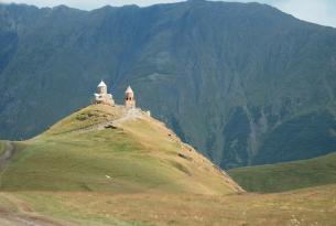 Azerbaiyán y Georgia Cultural (salidas en grupo)