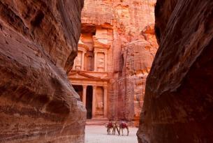 Viaje a Jordania y Jerusalén: combinación exótica