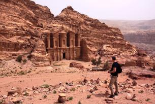 Viaje a Jordania y Jerusalén 8 días en grupo