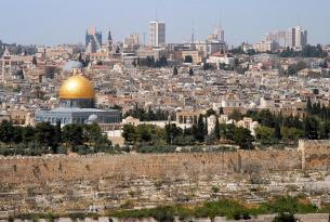 Vive la experiencia de Jerusalén y Petra (Salidas Garantizadas)