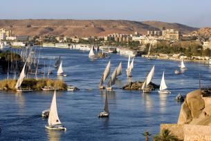 Israel y Egipto con crucero por el Nilo