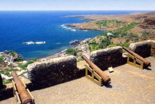 Cabo Verde: Tour de las 4 Islas (Sao Vicente, Santo Antao, Santiago y Fogo)