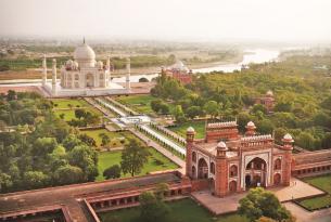 Colores de la India en grupo (con Rajastán y Agra)