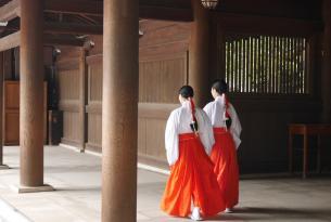 Tradiciones de Japón (Tokio, Kioto, Toba, Kumano, Osaka y más)