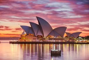 Imágenes de Australia: Sidney, Cairns, Melbourne y la Gran Barrera