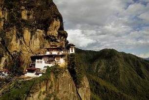 Nepal, Bután y Tíbet (El Festival de Thimpu) (salida especial en grupo)