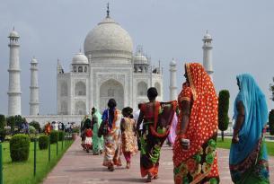 Diwali en la India: el Festival de las Luces (salida especial en grupo)