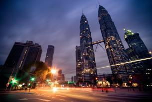 """Encantos de Malasia """"en grupo"""" con playas de Kuala Dungun"""