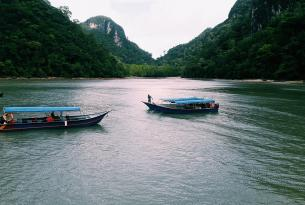 Malasia Espectacular y playas de LANGKAWI