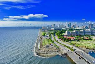 Bellezas de Filipinas (Manila, Banaue y Boracay)