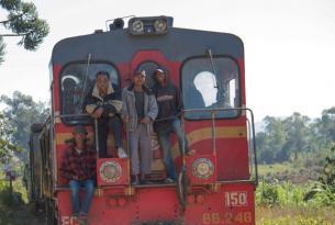 Madagascar: tren de la Selva, rumbo al sur
