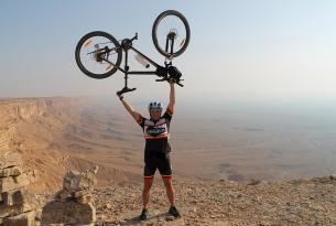 Lo mejor de Israel en bicicleta de montaña