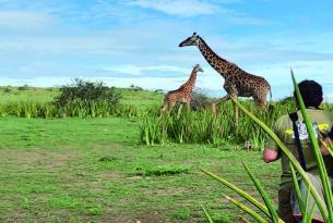 Puente de Diciembre en un safari diferente por Tanzania