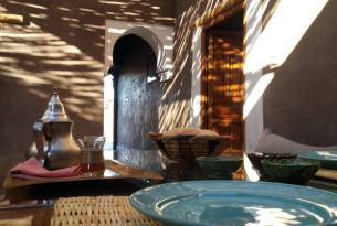 5 dias (sal. diarias): Marrakech & desierto de Zagora  (incl. noche en Jaima  bereber / desierto) - Servicios en Privado