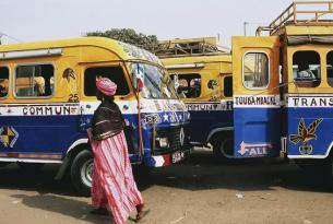Senegal Étnico 4x4      -SIN AEREO-