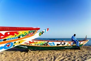 Playas de Senegal (sin aéreo)
