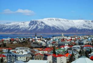 Islandia: fin de año en Reikiavik con excursiones opcionales