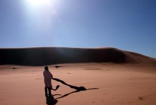 """Marruecos """"low cost"""": Merzouga 3 dias (1 noche en Jaima en campamento bereber)  habla hispana - sin aereo -"""