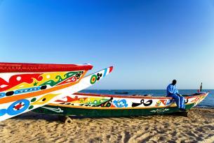 Puente de diciembre del 03 al 11/12 desde  Barcelona en las playas de Senegal