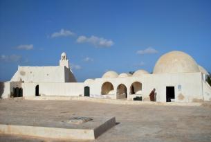 Túnez: el desierto en 4x4 con noche en campamento de jaimas bereber