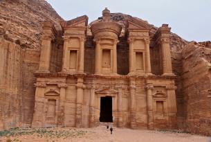 Amman & Petra  (5 ns Amman,2 ns Petra )