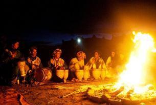 Circuito Marruecos Aventura en 4X4 & noche en el desierto (alojados en Jaima Bereber, sin aéreo)