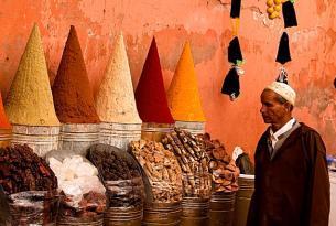 Circuito Ciudades Imperiales (Marrakech, Fez & Casablanca) -sin aéreo-