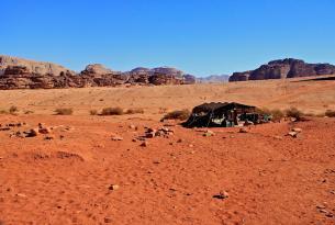 Amman, Petra, Desierto & Mar Muerto -SIN AEREO-