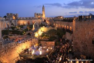 Circuito escapada a Jerusalén