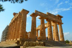 Gran circuito de Sicilia Self-Drive (a tu aire en coche de alquiler)