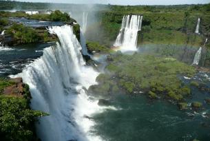 Escapada a las Cataratas del Iguazú (Argentina y Brasil)